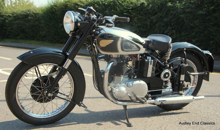 Bsa A10 Golden Flash 1953 6995 Classic Motorcycles Motorcycle Types Motorbike Art