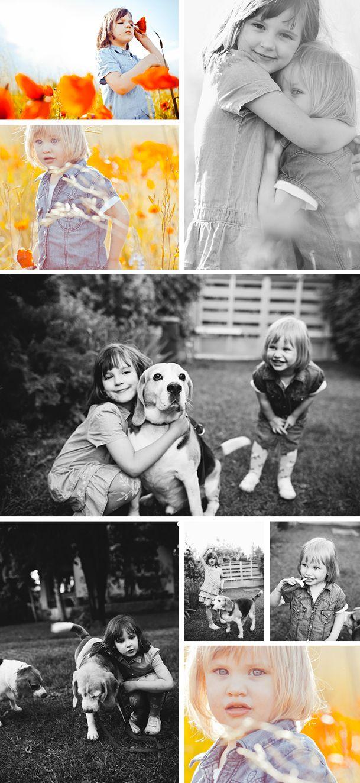 children, red-poppy  acyd photographie  www.acyd.hu