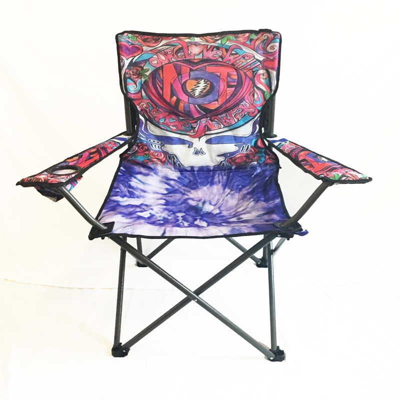 32aa466e01f5 b. $45 Grateful Dead Not Fade Away Camping Chair | Gifts for ...