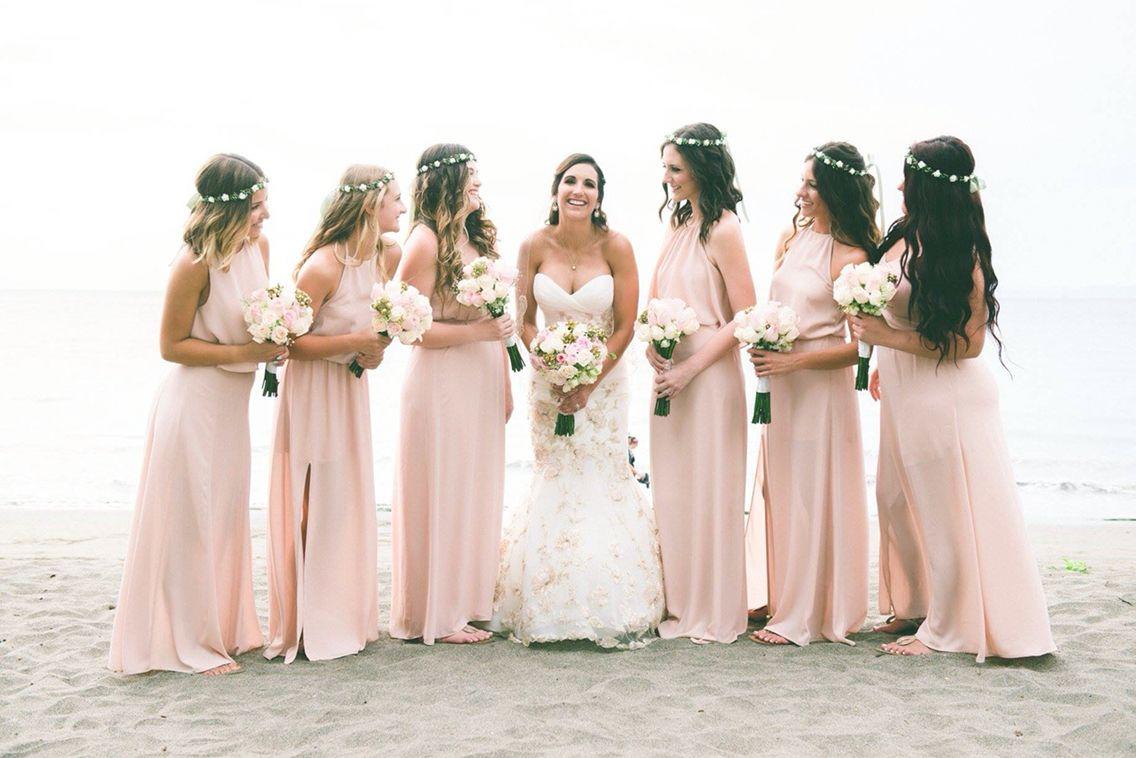 Bridesmaids In Show Me Your Mumu Dresses Bridesmaid Bridesmaid Dresses Nola Wedding