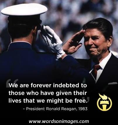 I Love This Pin Veterans Ronald Reagan President Ronald Reagan