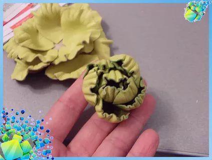 как сделать кожаный цветок мастер класс: 14 тыс ...