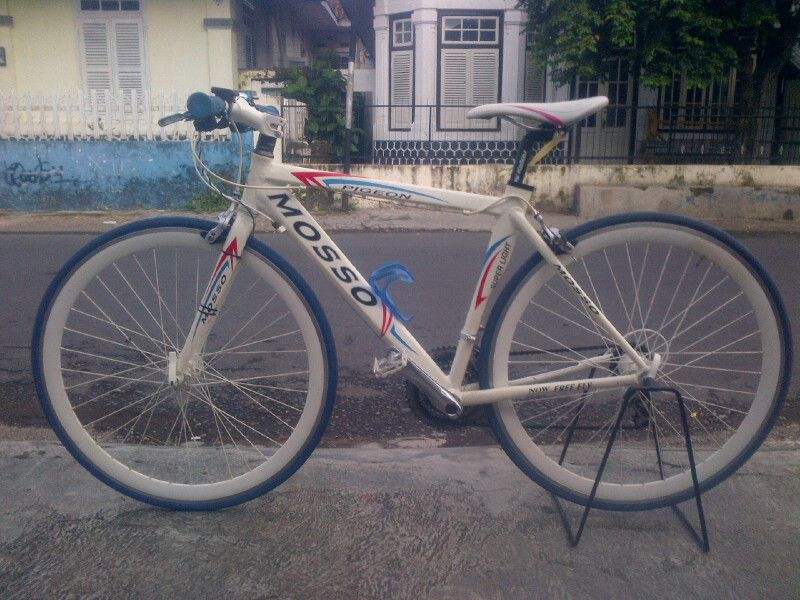 Mosso Hybrid Flatbar Touring Bicycles Flat Bar Road Bike