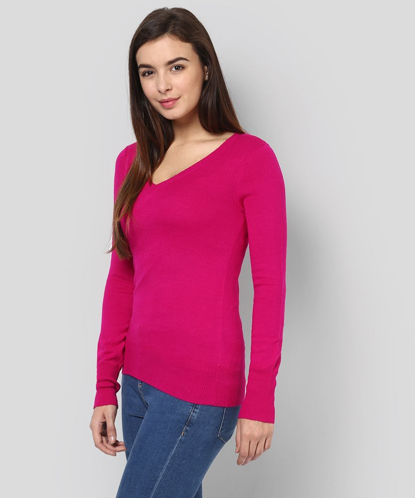 Gianna Magenta Sweater winter dress for teen girls | teen top ...