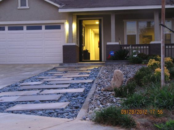Low Maintenance Front Yard Ideas | Low Maintenance Landscape, My .