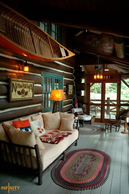 Photo of 13 Cozy & Rustic Porch Decor Ideas