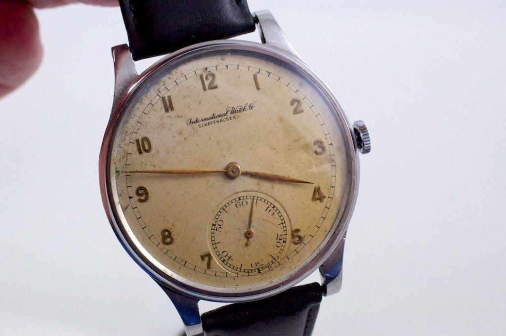 978d8920d1c IWC vintage watches