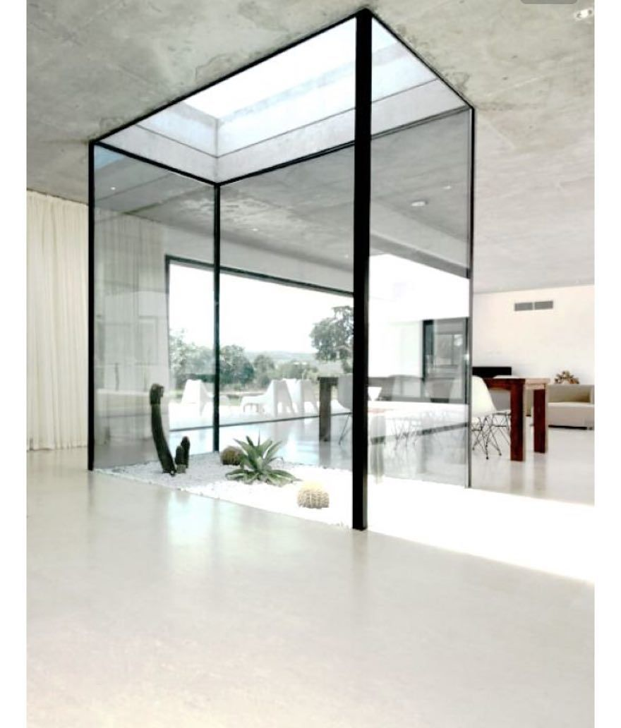Well Design: A Stunning Architectural Light Well Which Doubles As An