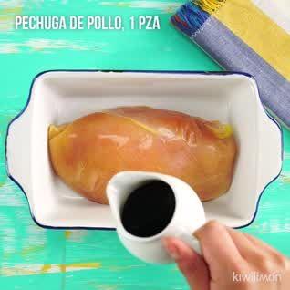 Ensalada de Pollo Parrillado con Vinagreta de piña y chipotle