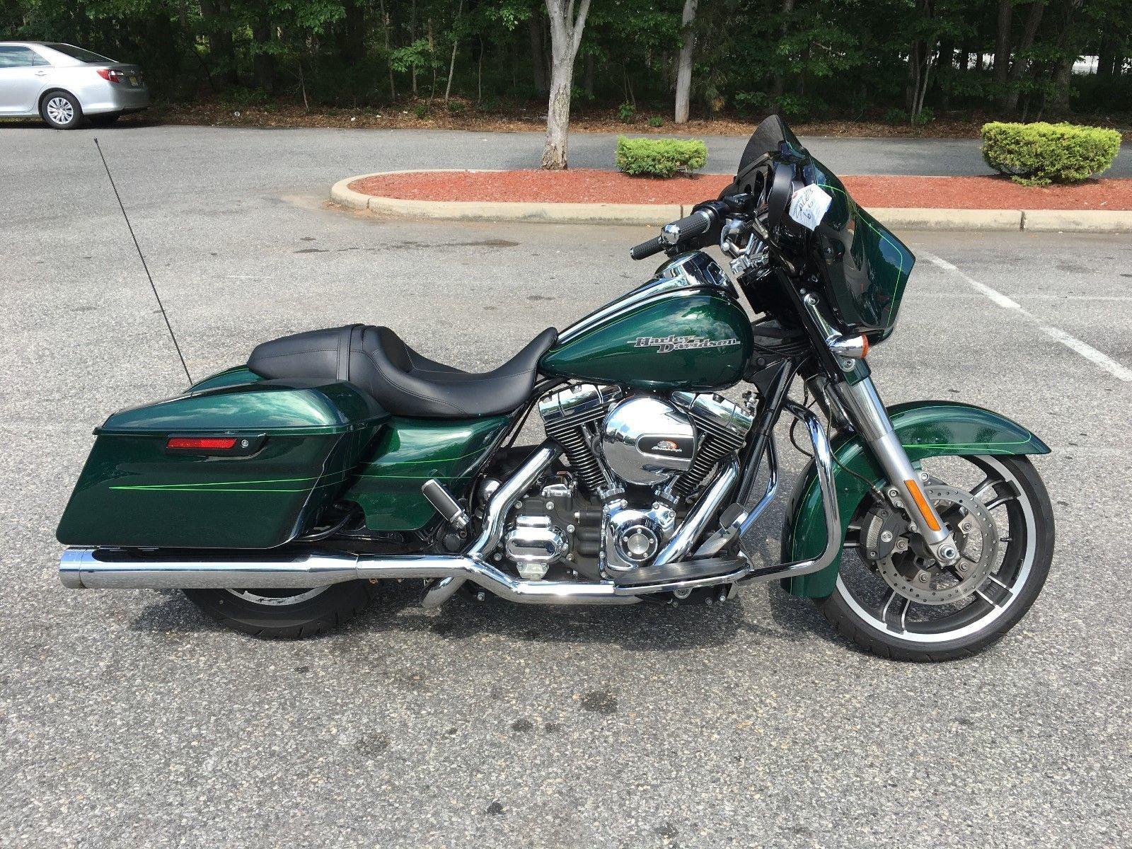 eBay: 2015 Harley-Davidson Touring 2015 HARLEY DAVIDSON STREET GLIDE