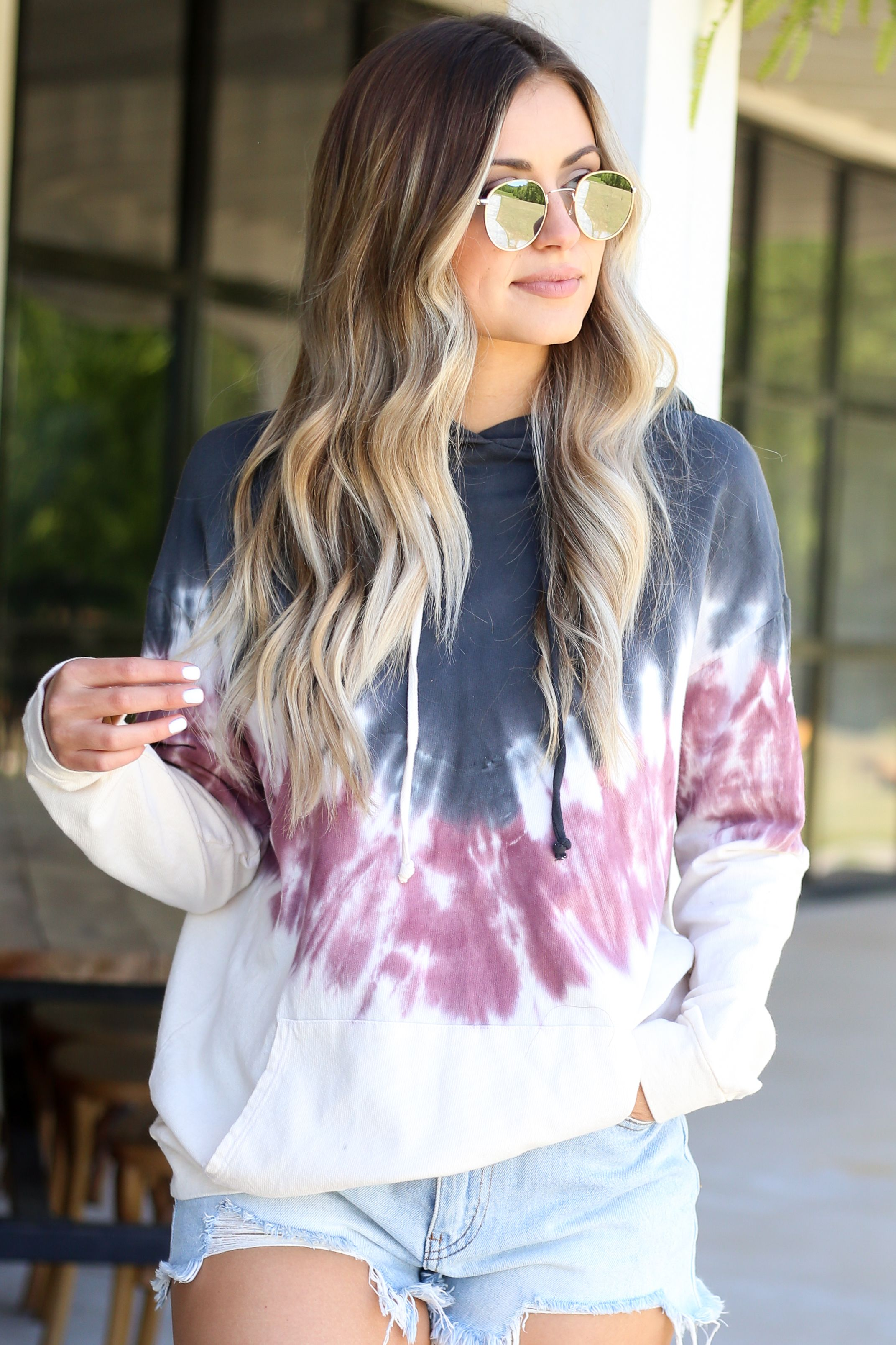 Demi Tie Dye Hoodie Tie Dye Outfits Tie Dye Hoodie Tie Dye Shirts Patterns [ 3214 x 2143 Pixel ]