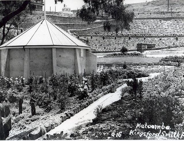 Kingsford Smith Memorial Park and Playground, Katoomba 1938