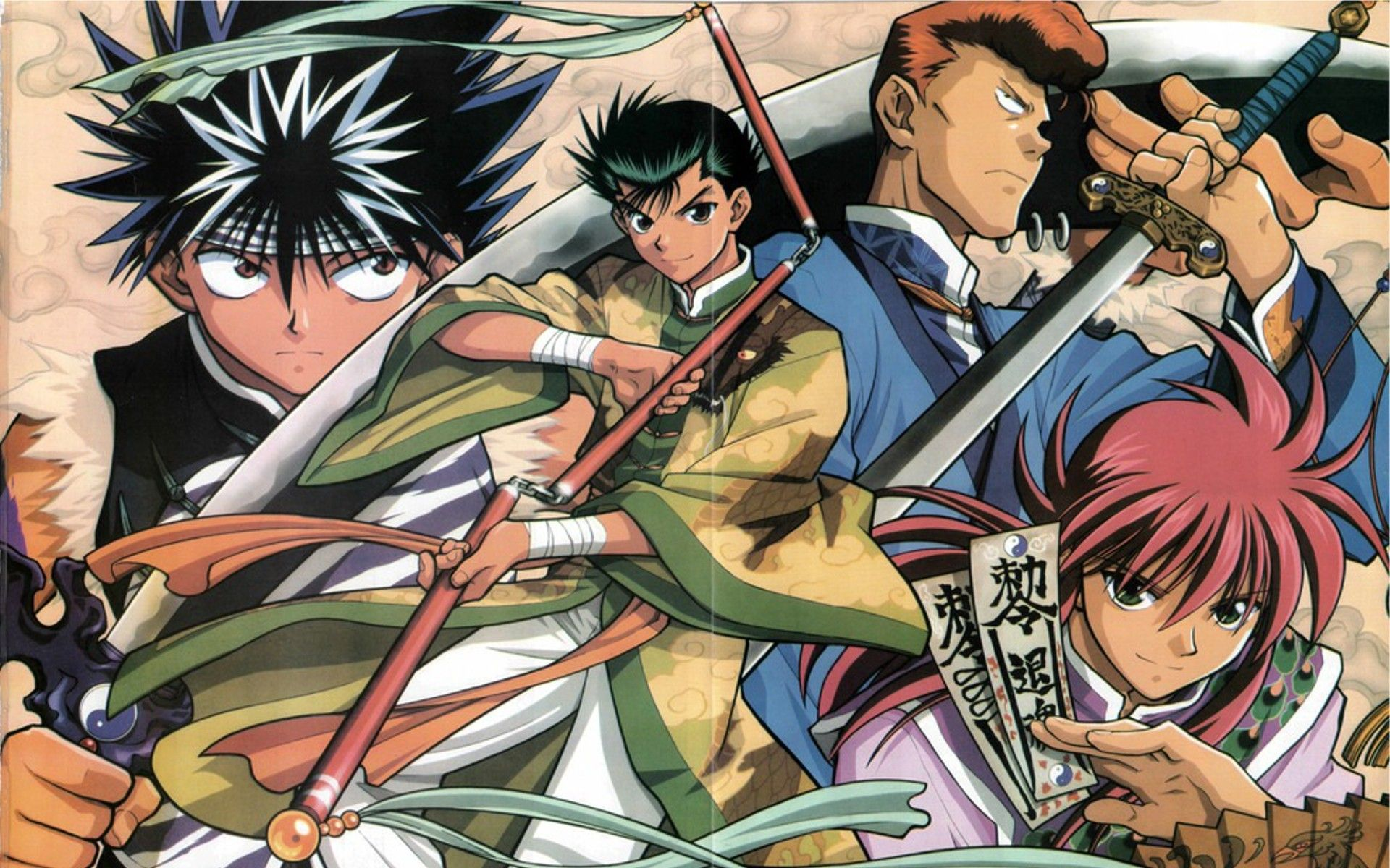 Yu Yu Hakusho Wallpapers High Quality Download Free