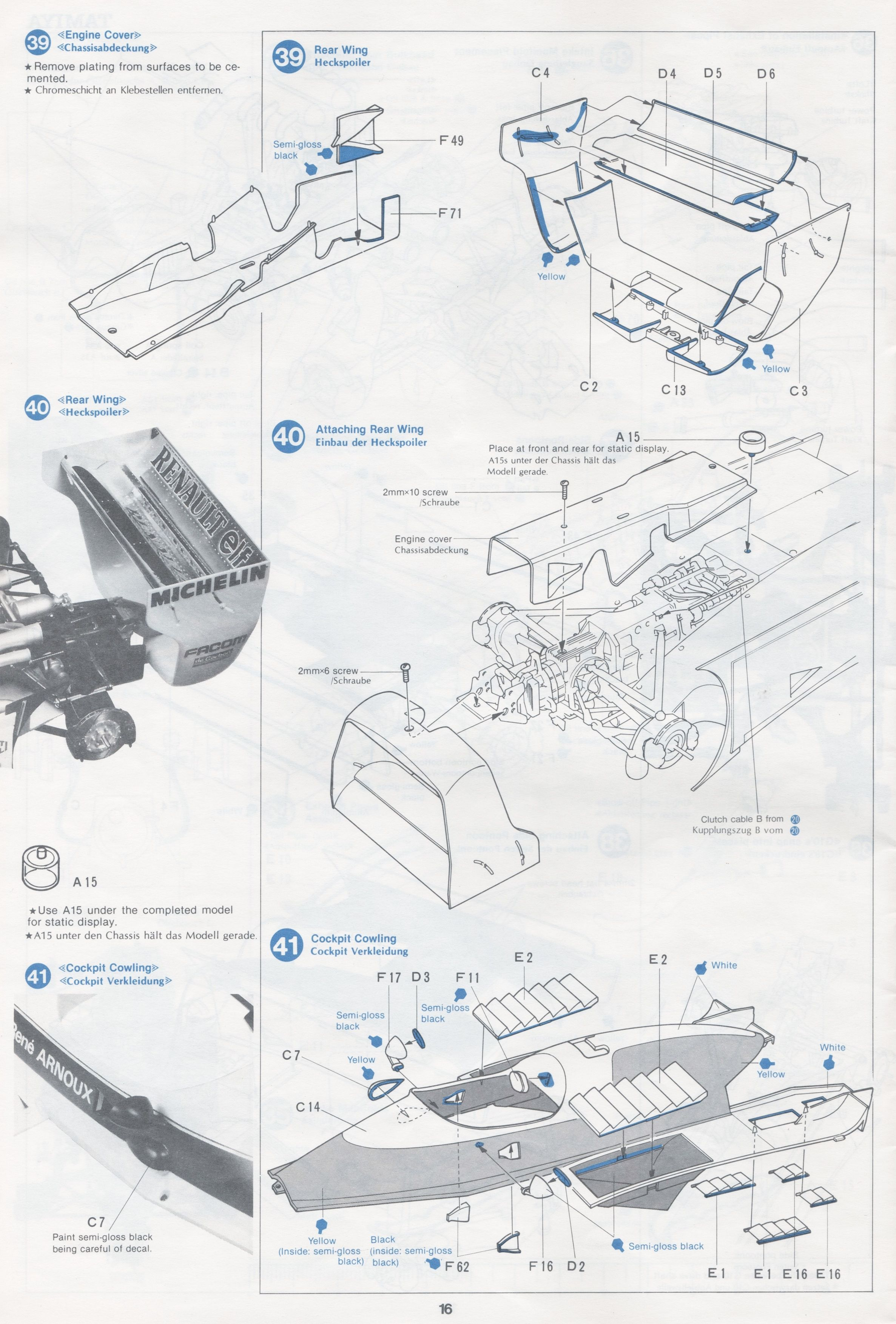 Pin By Gluefinger On Tamiya 1 12 Renault Re20 Pinterest Engine Diagrams Irene Architecture Concept Diagram Presentation Board Architectural Models Drawing