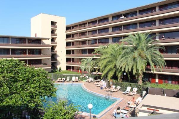 Relato de Hospedagem no hotel Rosen Inn 9000, que fica na International Drive