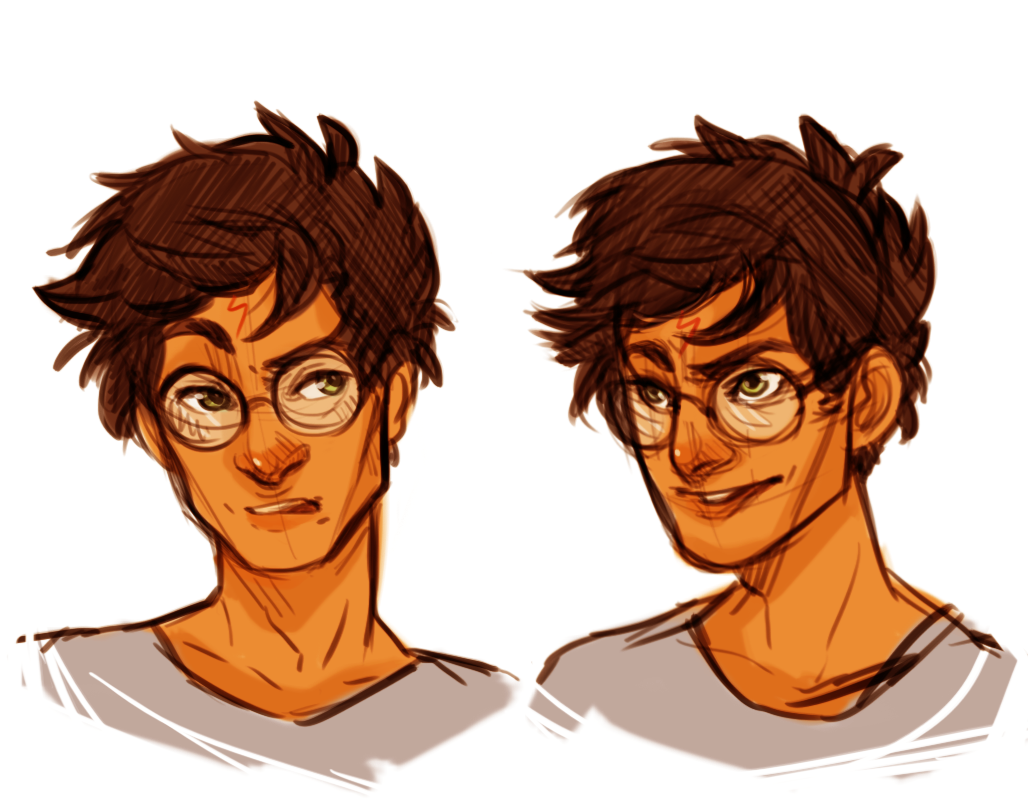 this evening's 20 minute warmup: harry potter, the boy who sassed