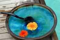 Reflection fountain
