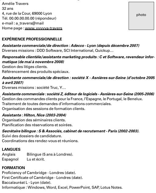 Comment S Ecrit Curriculum Vitae Modelo De Curriculum Vitae Modele Lettre De Motivation Lettre De Motivation Lettre De Motivation Stage