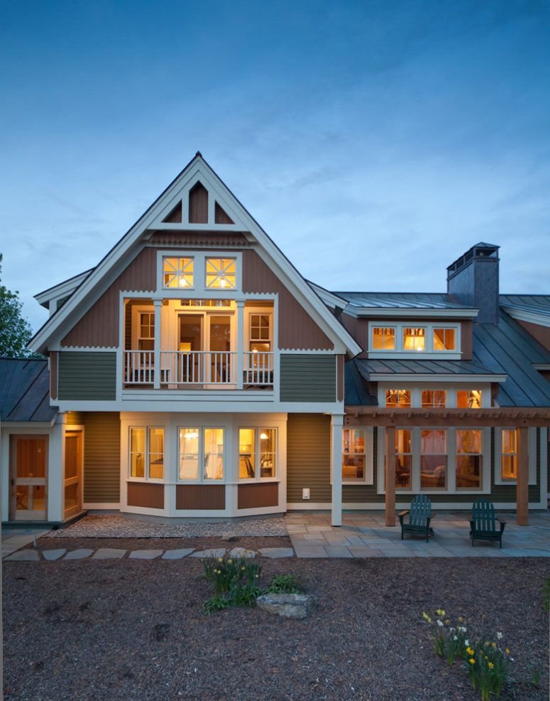 5 Most Popular Gable Roof Designs And 26 Ideas (With