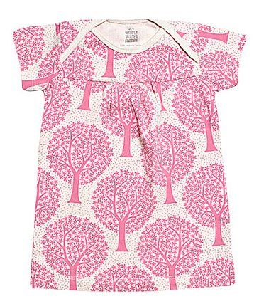 Winter Water Factory Short Sleeve Baby Dress