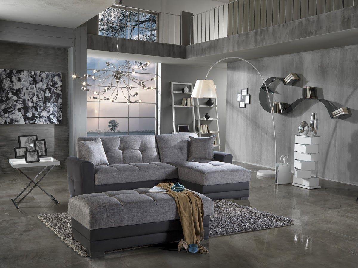 Sala color gris | Awesome Interiors | Pinterest | Gris, Sala de ...