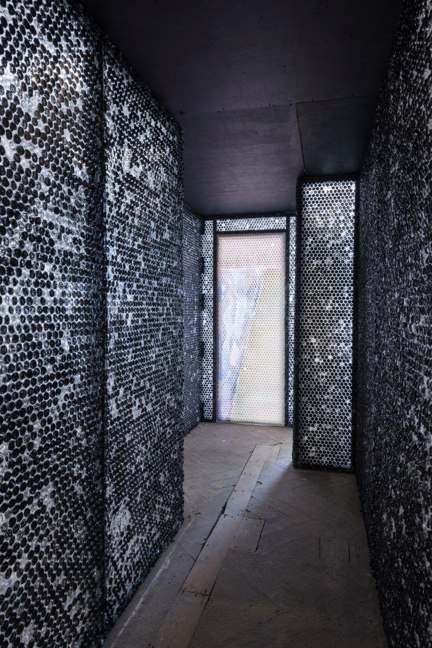 Lighting Basement Washroom Stairs: Michael Iveson At The Averard Hotel