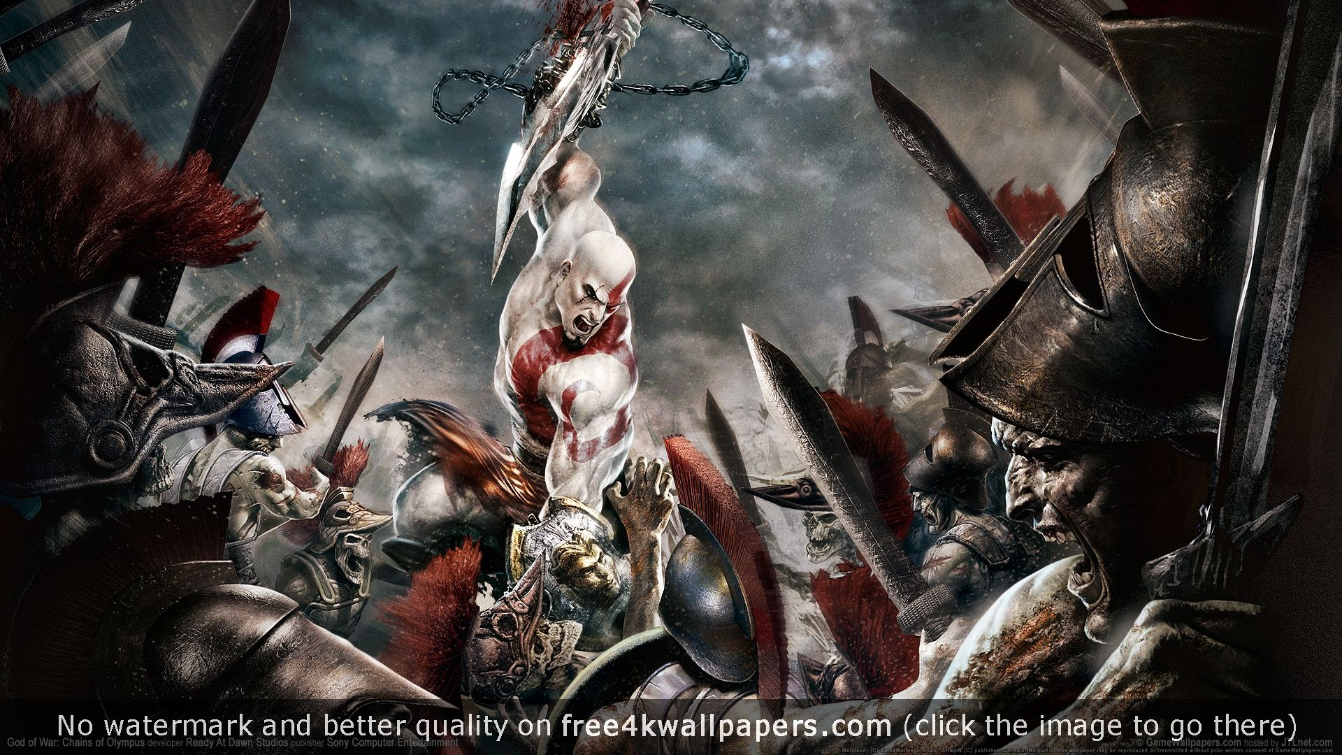 God Of War New Game Hd Wallpaper Download God Of War New Game Hd
