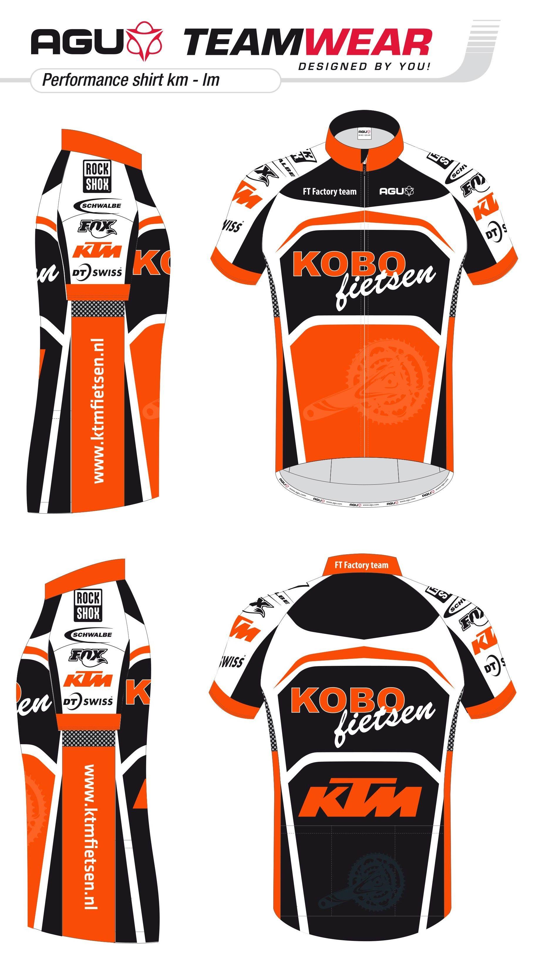 Design Your Own Cycling Jersey By Agu Customized Cycling Apparel Designed For Kobo Fietsen Drachten Netherl Camiseta Esportiva Camisas De Futebol Futebol