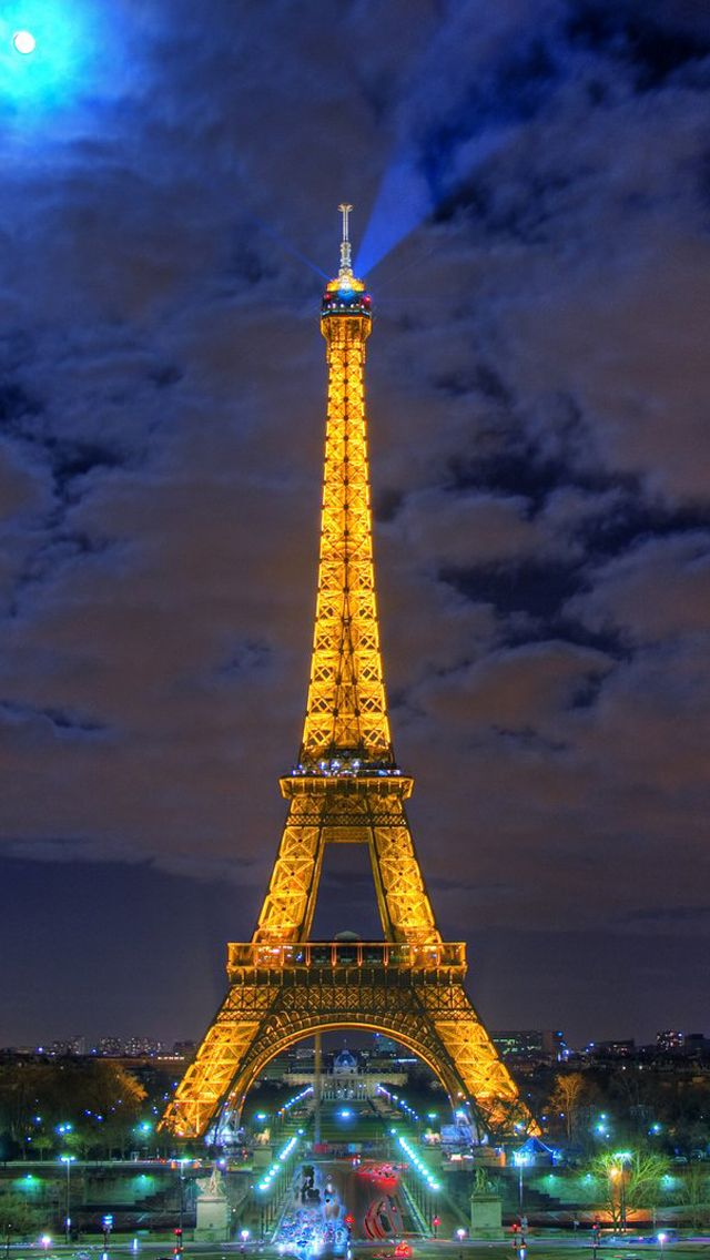 Eiffel Tower Night Scene Iphone 5 Wallpapers Background And Wallpapers Eiffel Tower At Night France Eiffel Tower Eiffel Tower Cool night eiffel tower wallpaper for