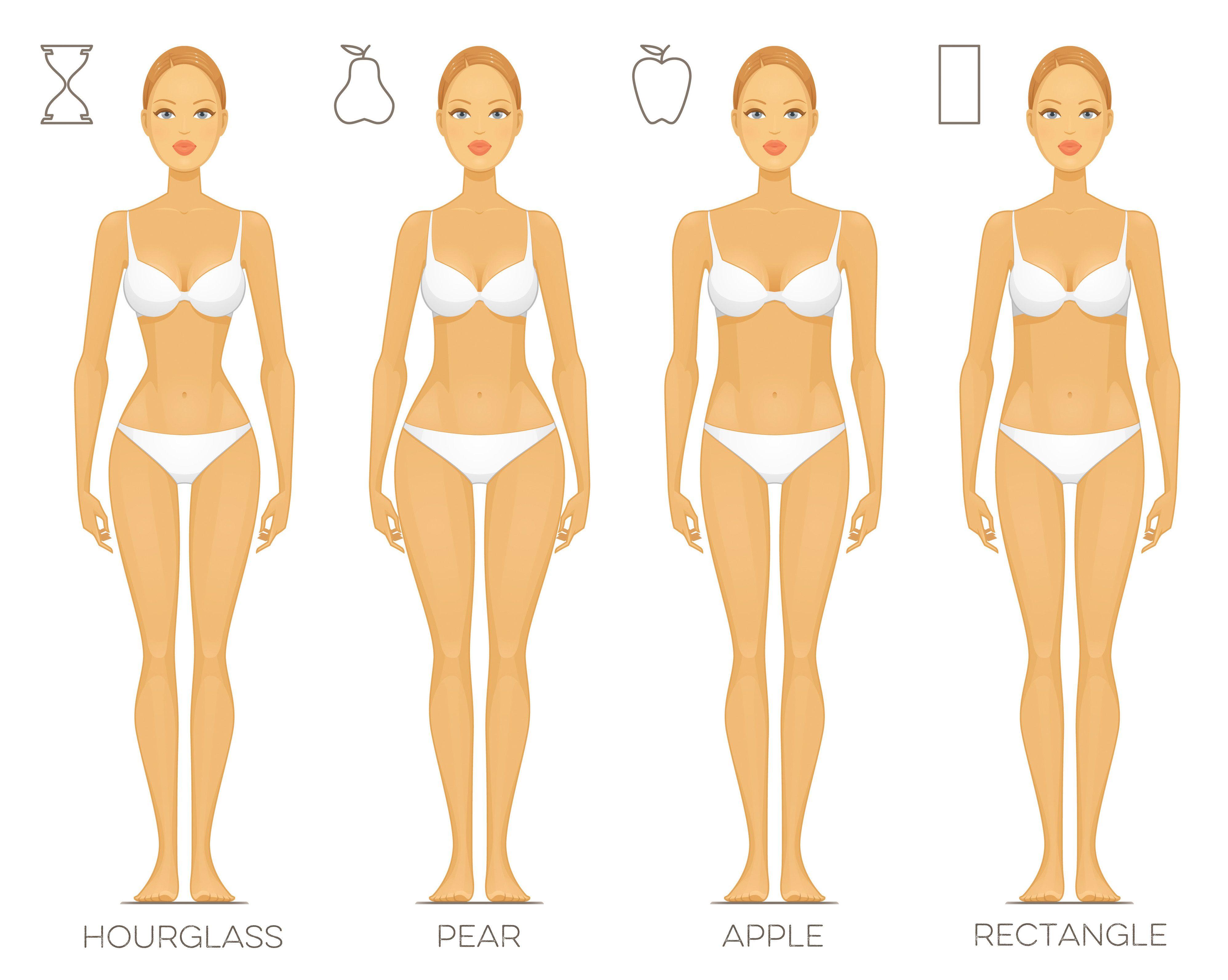 Фигура Формы Груши Как Похудеть. Как правильно худеть девушке с типом фигуры Груша?