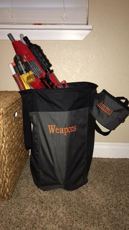 Just for reference, what I used as styleguide: Back to Nerf guns.