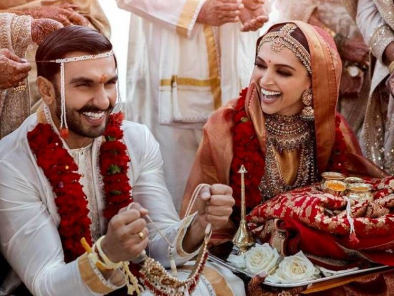 Deepika Padukone And Ranveer Singh Never Decided To Live In Together Here Is The Reason Indian Wedding Photography Marriage Pictures Bollywood Wedding
