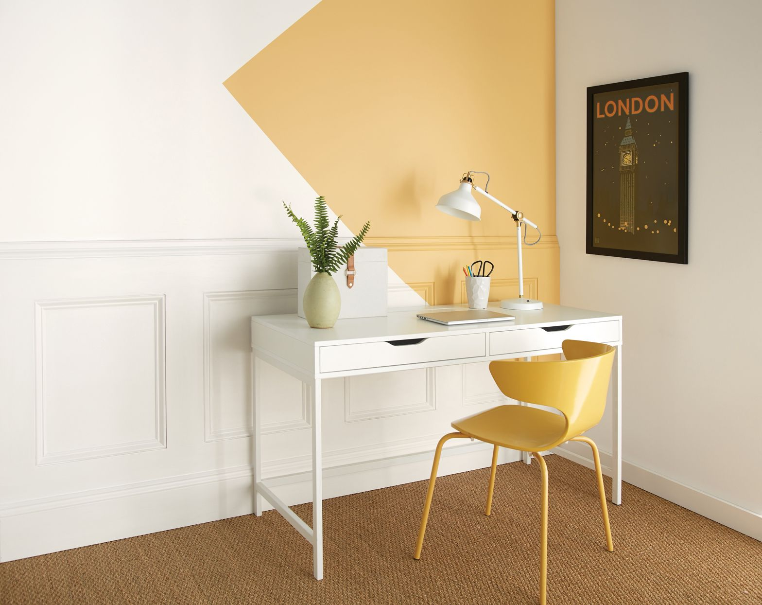 The Best Paint Colors For Your Home Office In 2020 Home Office Colors Best Paint Colors Paint Colors