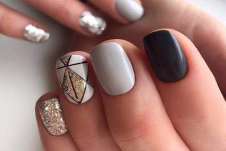 super nails long white short hair ideas nails hair