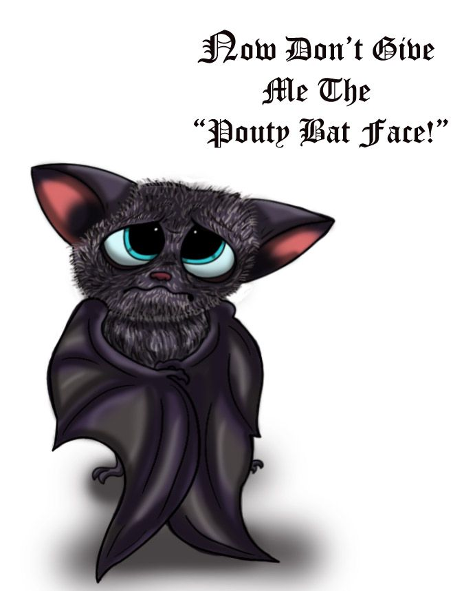 The Pouty Bat Face Hotel Transylvania Transylvania Bat
