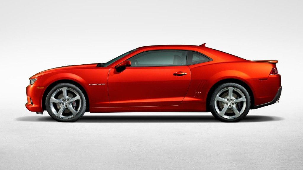 2014 Hyundai Santa Fe Limited For Sale >> 2014 Chevrolet Camaro Coupe, red car, wallpapers, side view | Cars | Camaro coupe, Chevy camaro ...