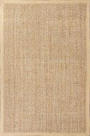 Woven 100% natural jute. These rugs are a staple in any style home.
