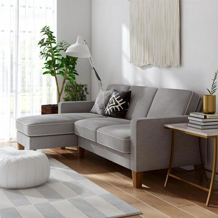 Sensational Sectional Sofa In Gray Sectional Sofa Connector Bracket Gmtry Best Dining Table And Chair Ideas Images Gmtryco