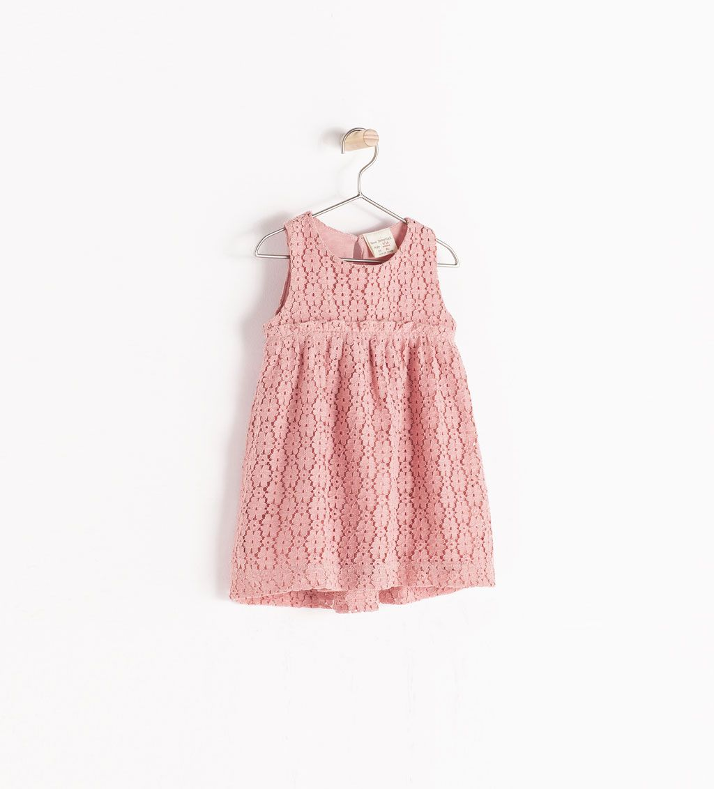 What To Wear Baby Girl Lace Dress Zara Kids Dresses Girl Outfits Baby Girl Dresses