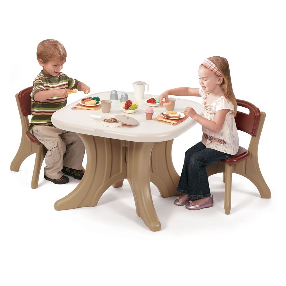New Traditions Table Chairs Set Kids Table Chairs Kids Room