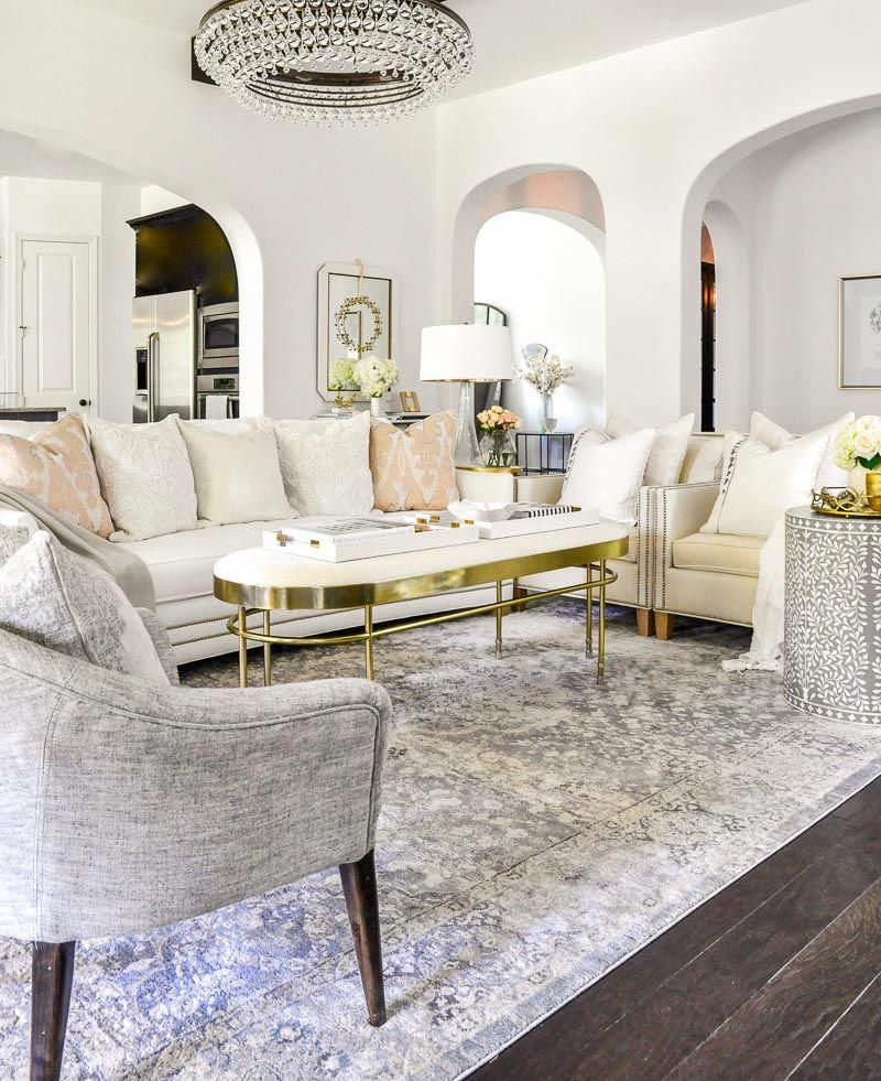 Cheap Home Decor Advice Saleprice 41 Gold Accents Living Room
