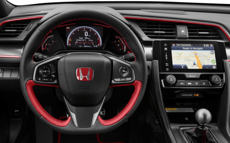 2020 Honda Civic Interior (With images) Honda civic car