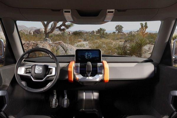 2018 Land Rover Defender Interior | Land Rover | Land rover