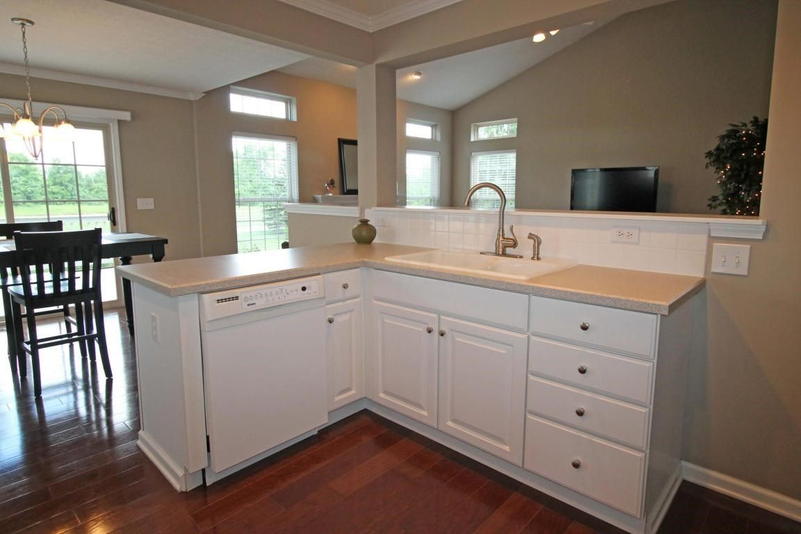kitchen open to great room and eating area | 7970 Tree Lake Blvd ...