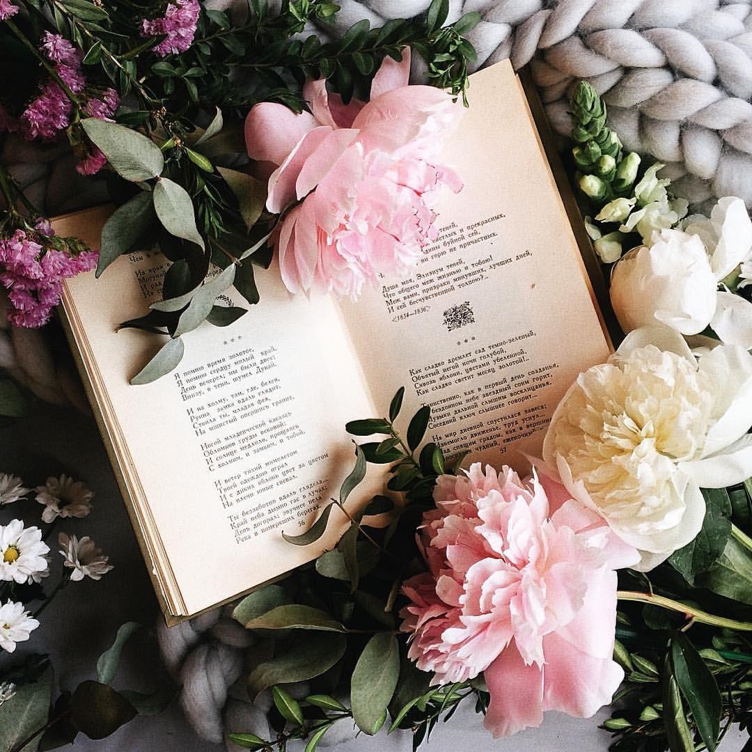 Книга цветов картинки