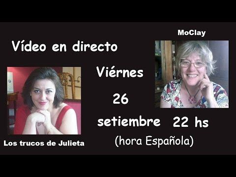 Hangout De Los Trucos De Julieta Con La Participación De Moclay Youtube Singer Video Actors