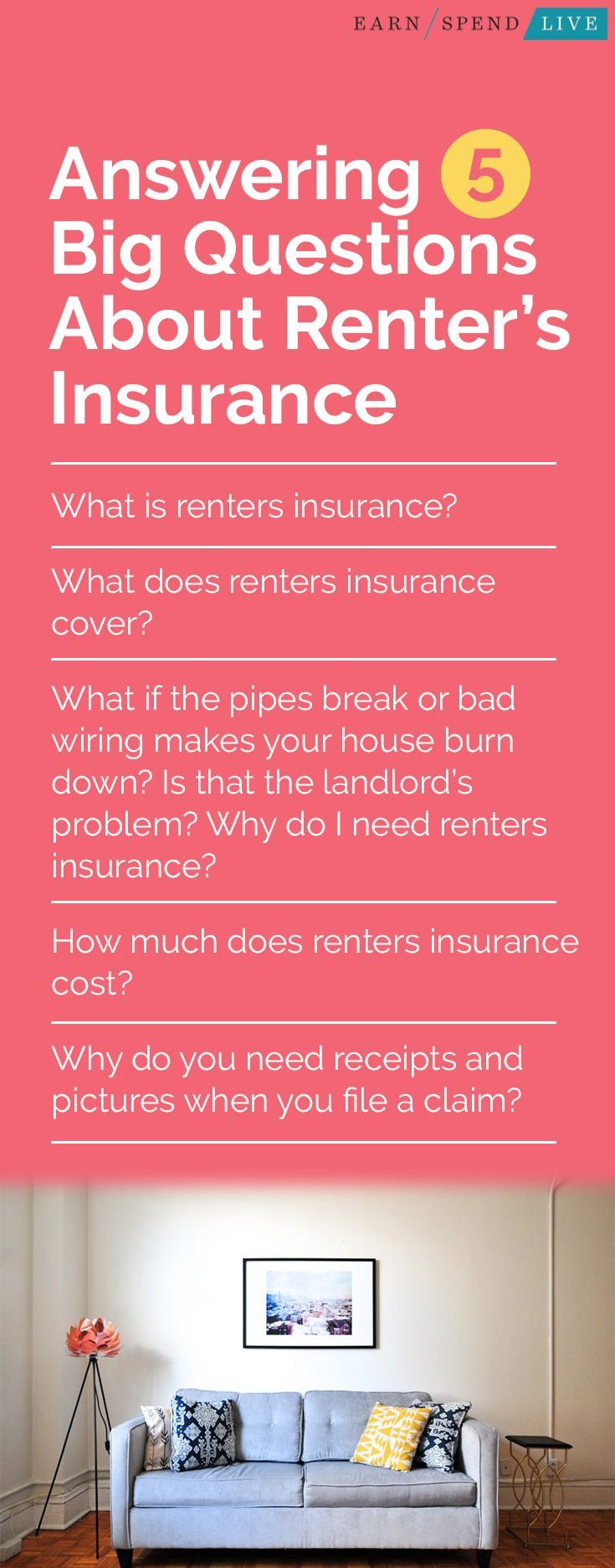 Renters Insurance Explained Is It Worth It Renters Insurance