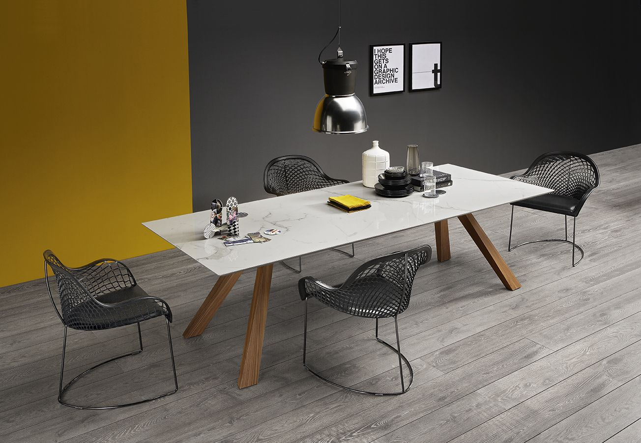 Tavolo Midj ~ Tavolo zeus Столы contemporary design board rooms