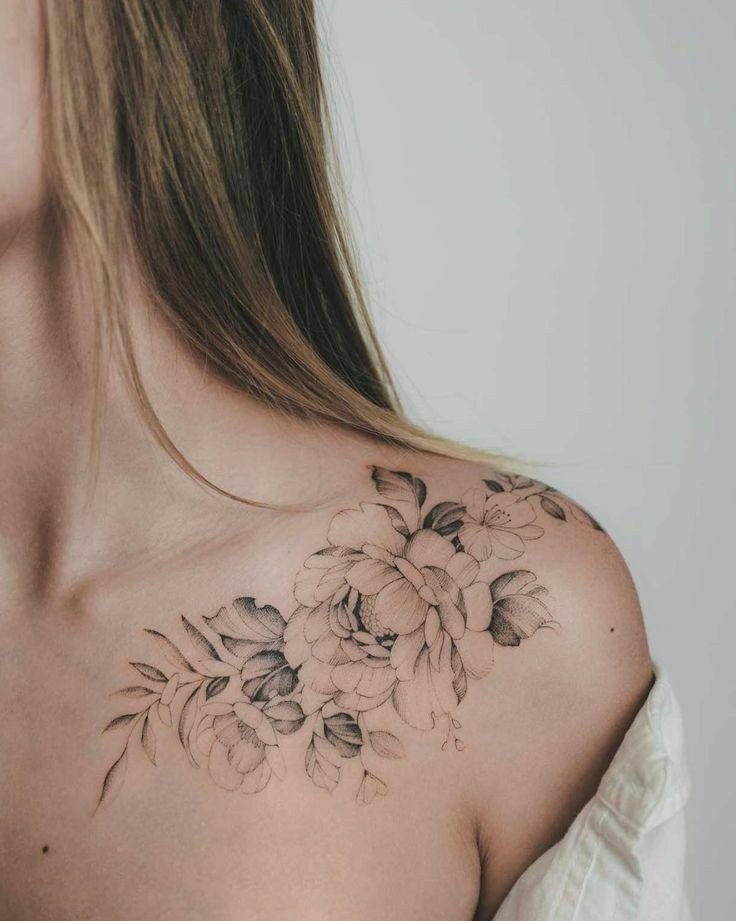 Hottest Tattoos For Girls Collar Bone Tattoo Gorgeous Tattoos Tattoos