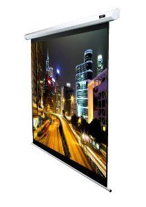 Elite Screens Vmax120xwv2 E24 Vmax2 Electric Projection Screen 120 Inch 4 3 Ar 24 Inch Drop By Elite Scre Electric Screen Projection Screen Projector Screen